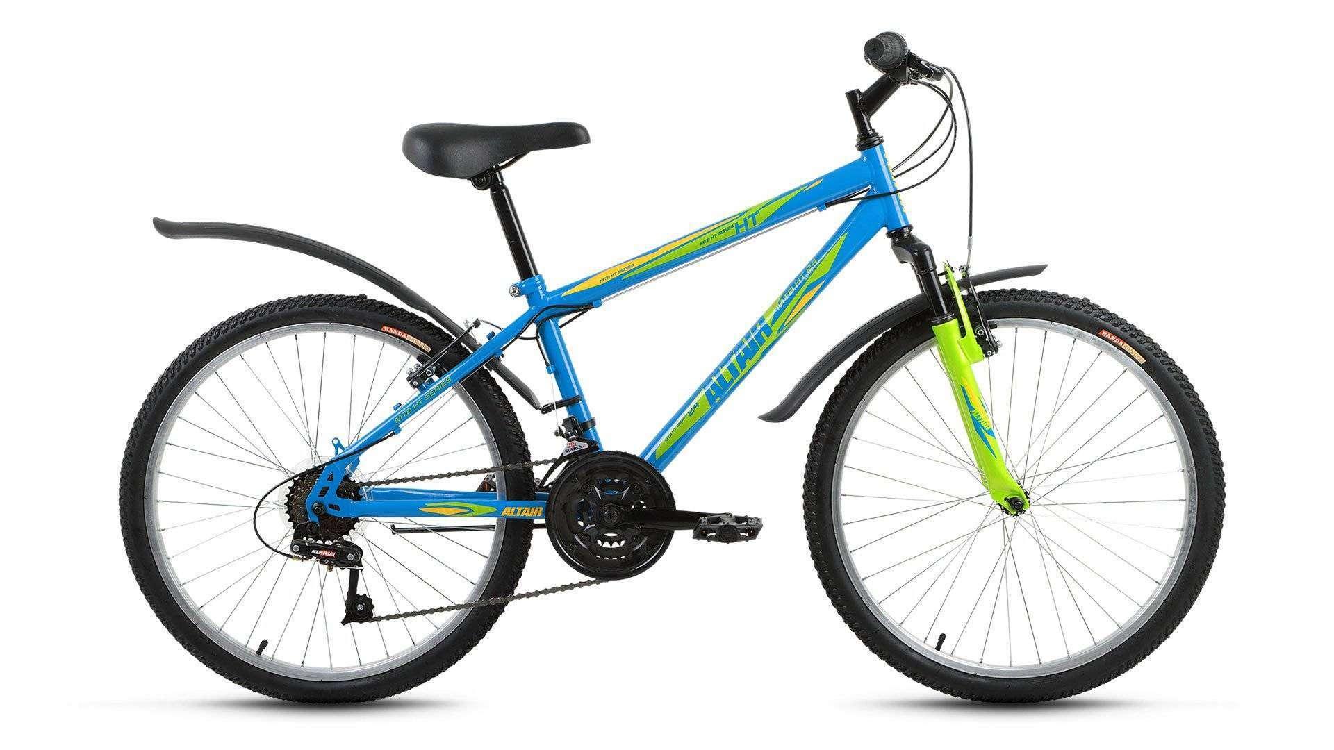 Велосипед ALTAIR MTB HT 24 2.0 2017-2018 38122