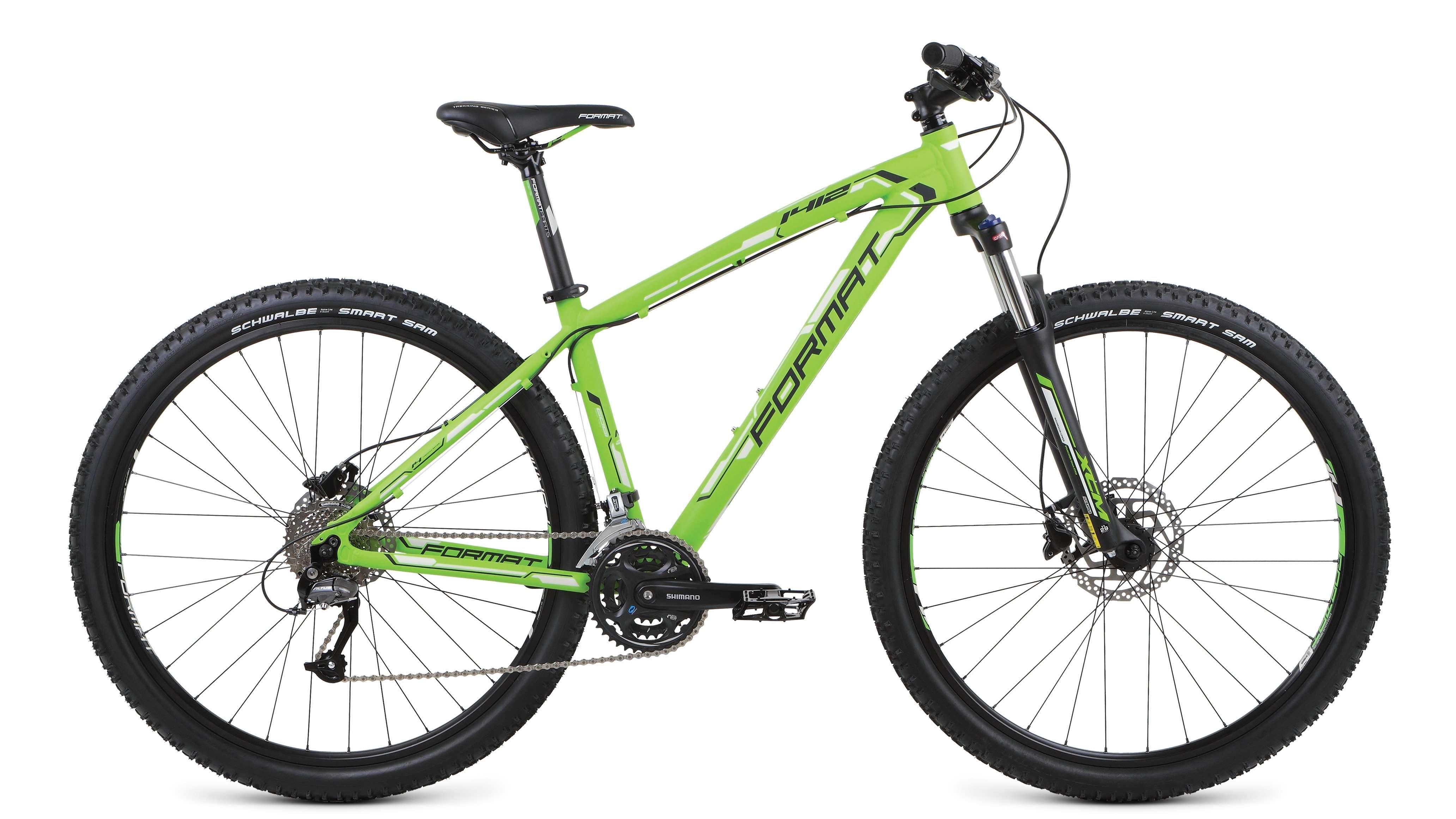 Купить Format 1412 29 2017, Велосипед FORMAT (29 24 ск. рост S) 2016-2017