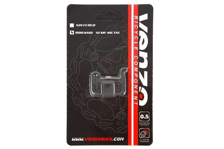 Купить Тормозные колодки, VZ-E08D-003, Для дискового тормоза, Shimano xtr M965.966, saint M800. hone M601.d, M601.deore xt M765.lx 858 callipers, VENZO