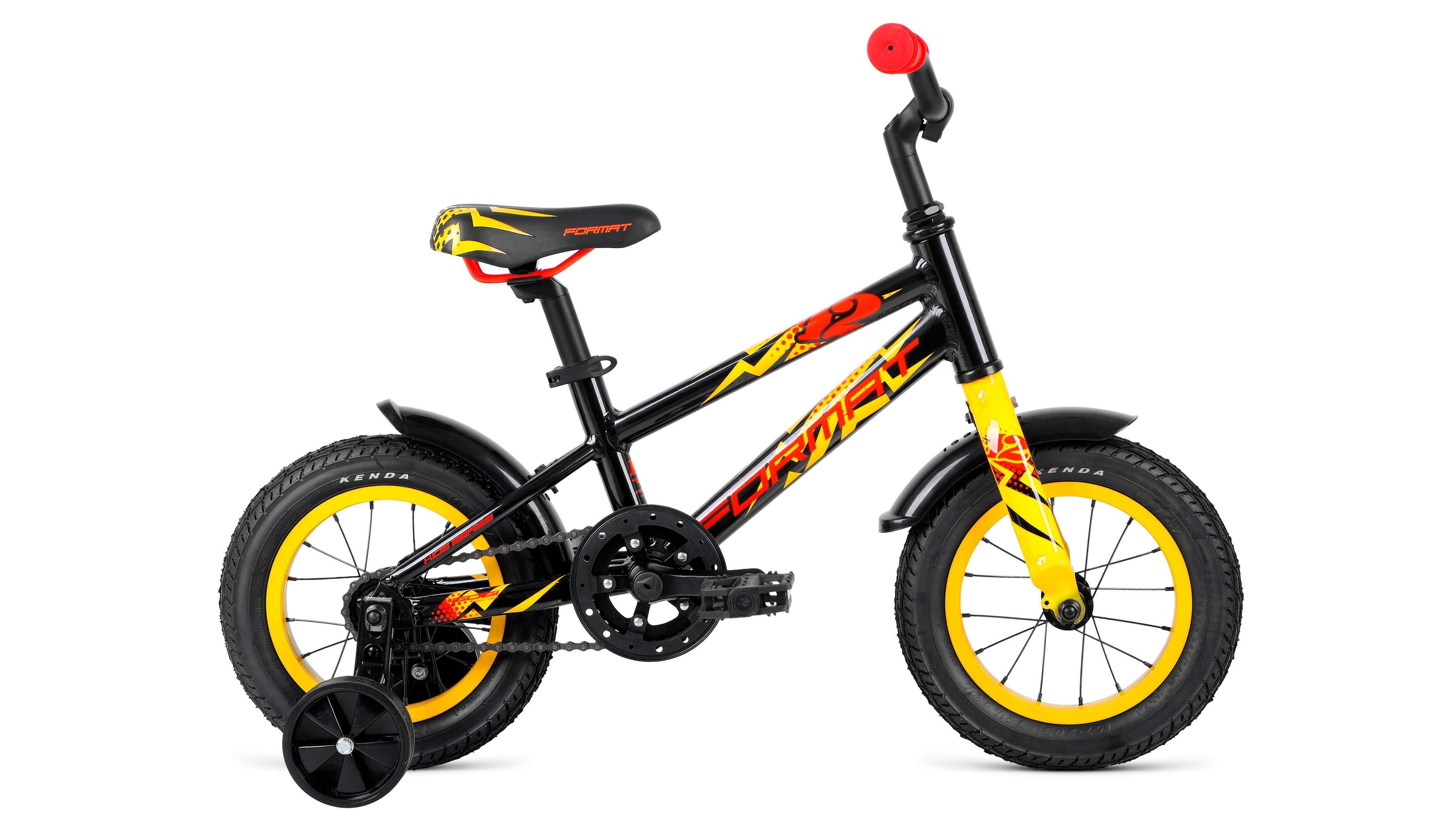 Купить Format Kids 12 (2018), Велосипед FORMAT 2017-2018