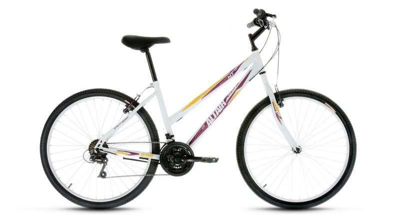 Купить Altair ALTAIR MTB HT 26 1.0 Lady 2016, Велосипед (26 18 ск. рост 15 ) 2016-2017