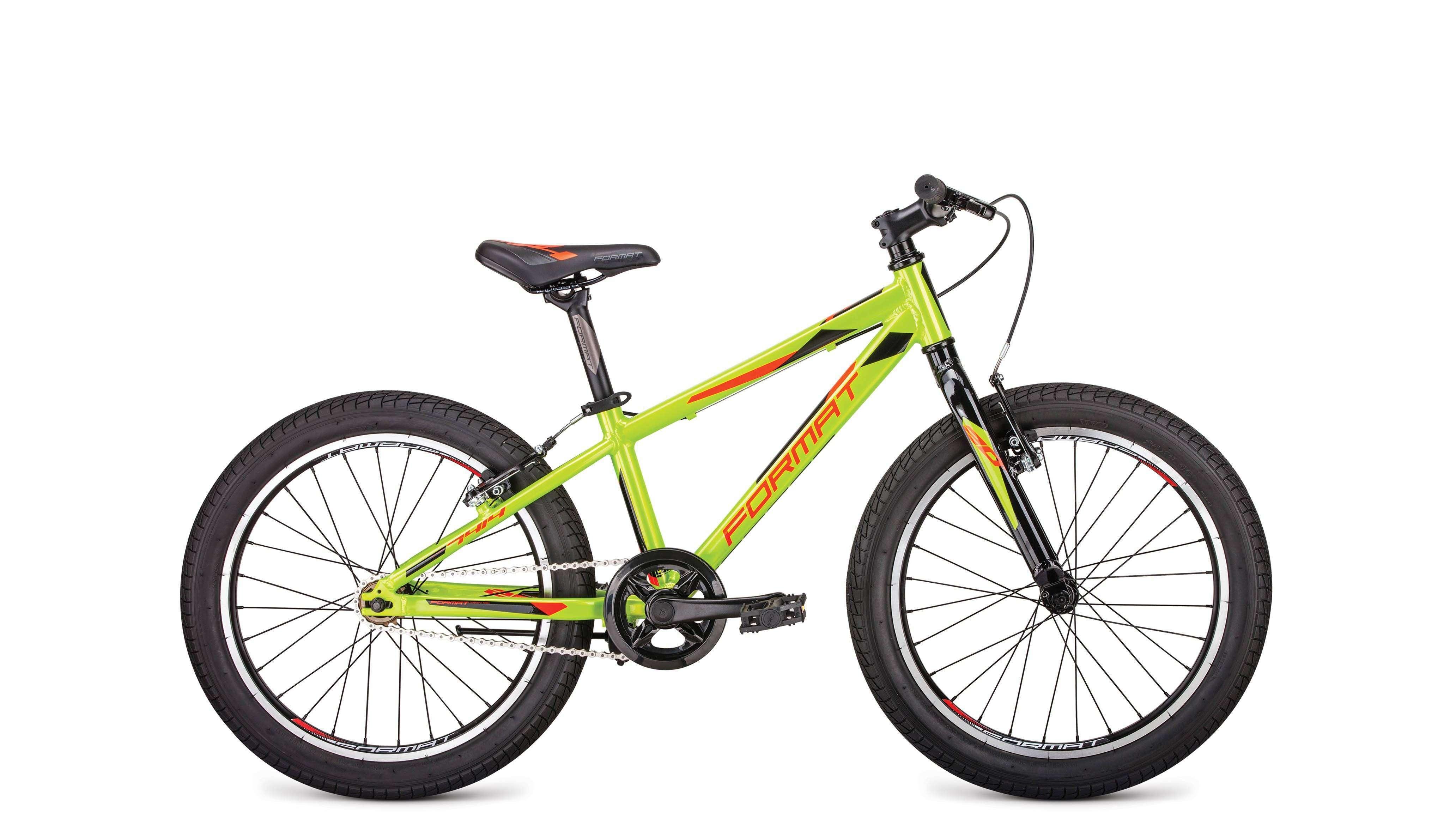 Велосипед FORMAT 7414 2018-2019 41982