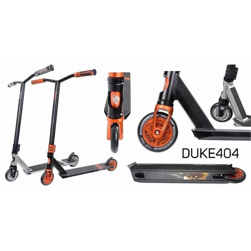 Самокат трюковый Tech Team Duke 404 1/4 TTDuke404