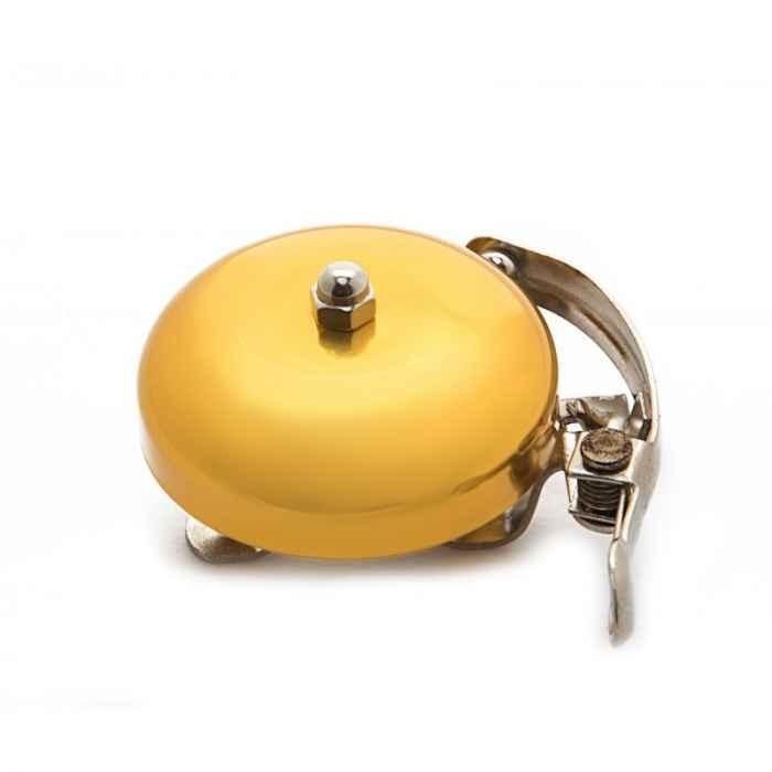 Звонок велосипедный Vintage, d 53мм (золотой металлик, YL 03 gold) gold, (золотой gold) gold  - купить со скидкой