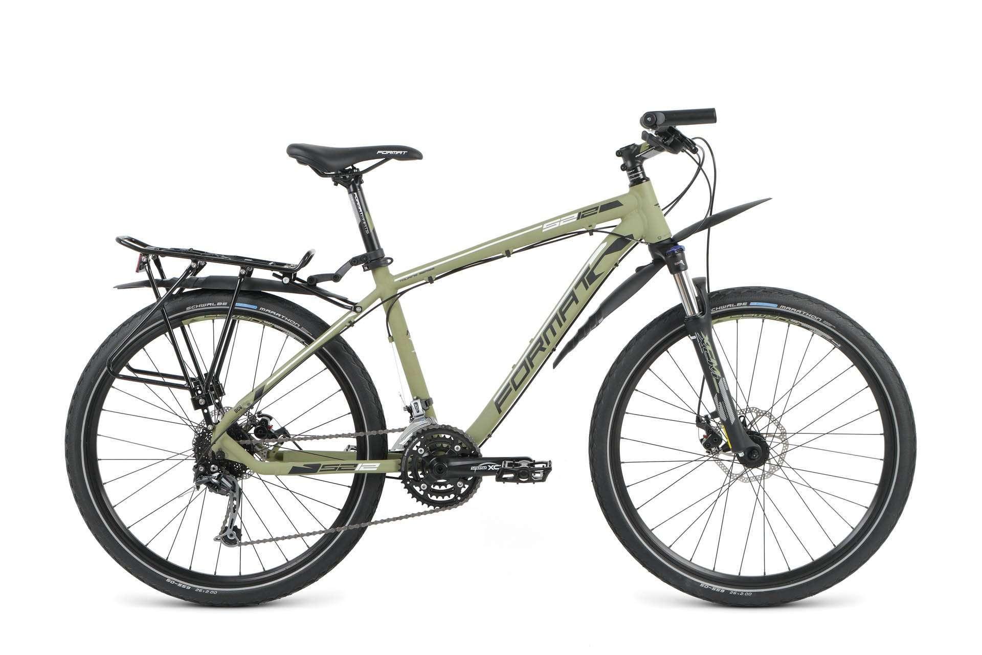 Купить Format 5212 2016, Велосипед FORMAT (26 24 ск. рост M) 2015-2016