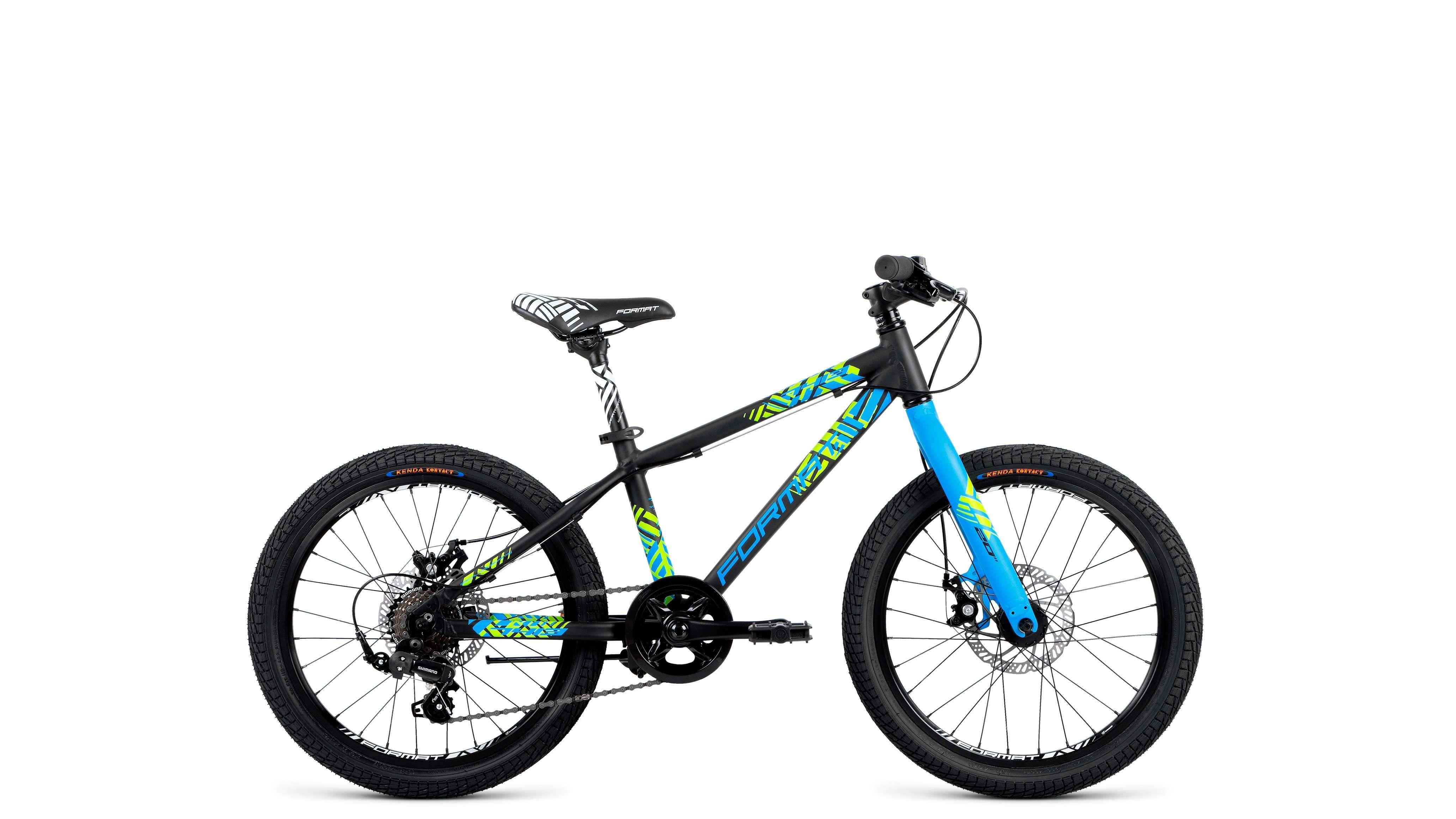 Купить Format 7413 (2018), Велосипед FORMAT (20 7 ск. рост OS) 2017-2018