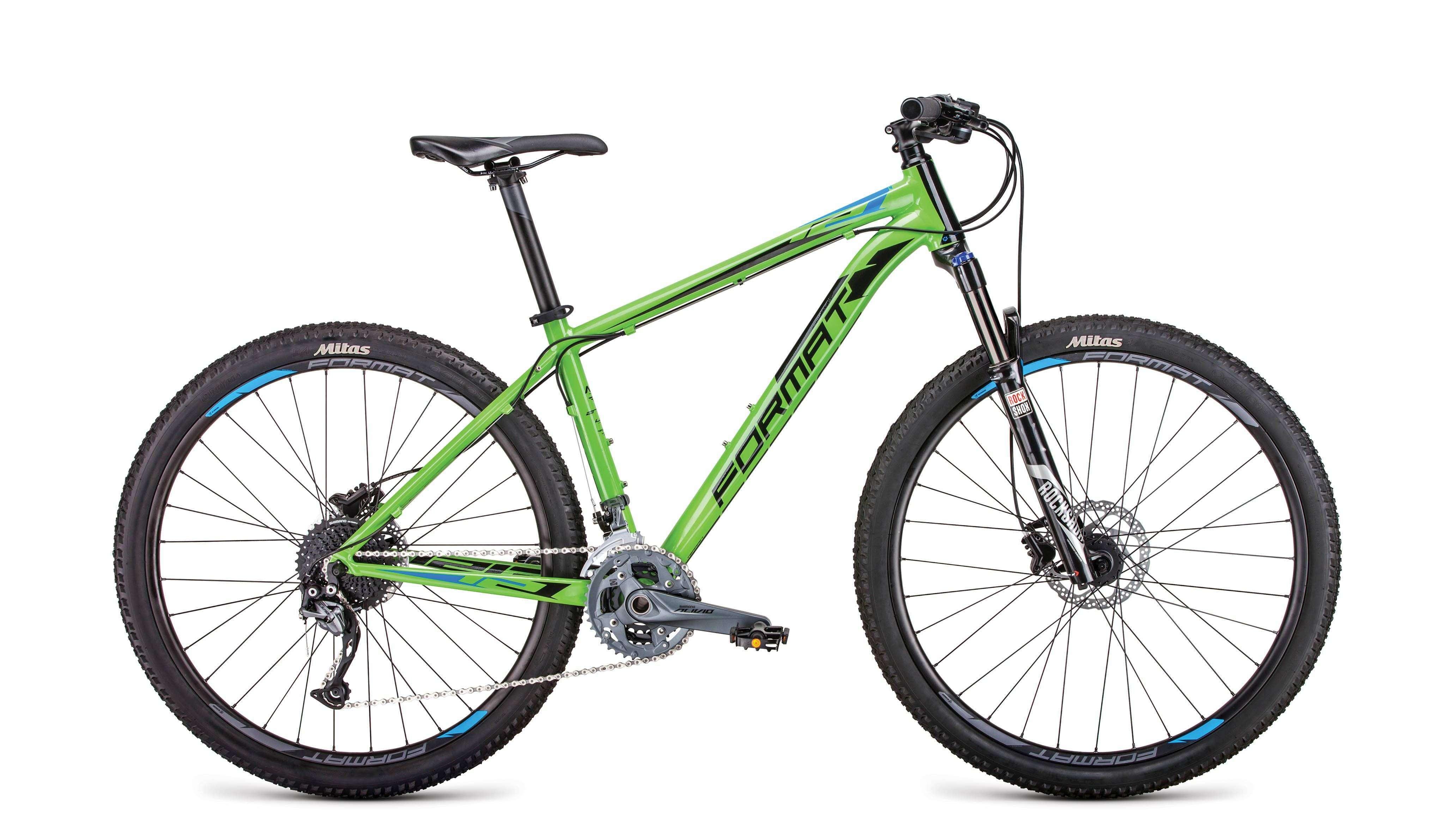 Горный велосипед хардтейл Format 1213 27.5 2019