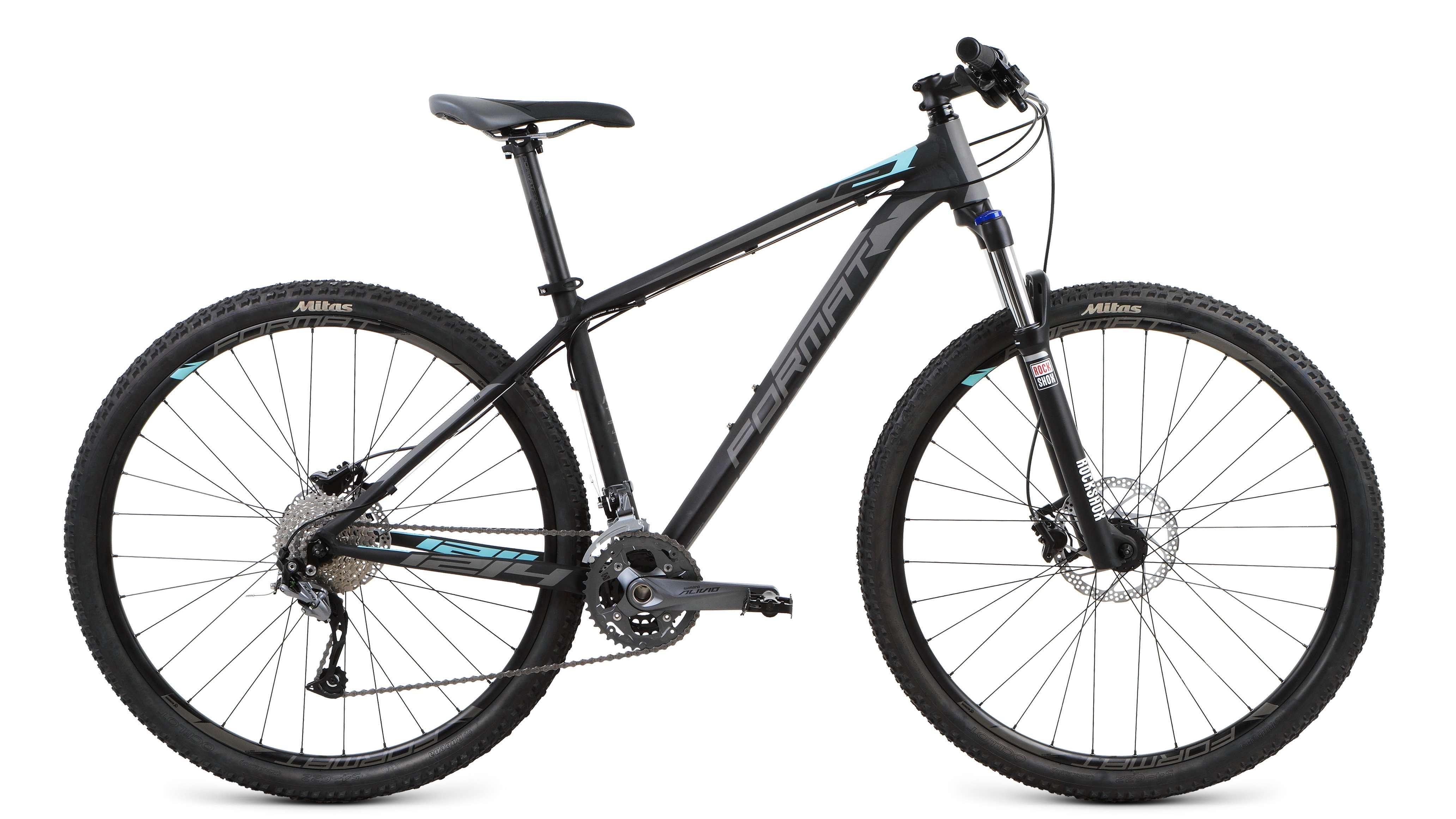 Купить Format 1214 29 2017, Велосипед FORMAT (29 27 ск. рост S) 2016-2017