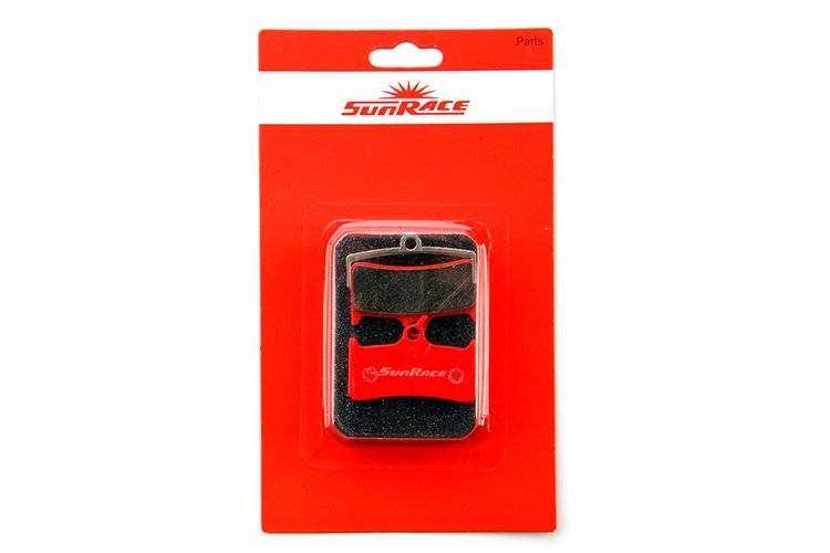 Купить Тормозные колодки, M755, Для дискового тормоза, Shimano: XT M755 DH/Grimmech System 8, SUN RAC, RACE