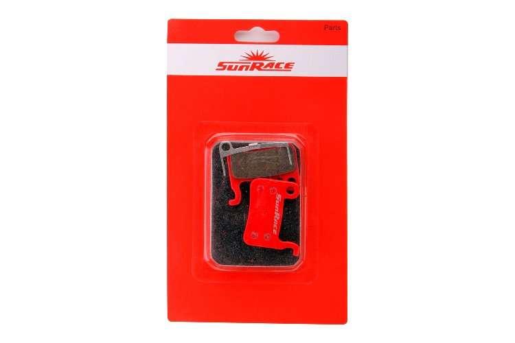 Купить Тормозные колодки, SR-BS30S, Для дискового тормоза, Shimano: XTR M965/M966/Saint M800/M765/M665, SUN, SUN RACE