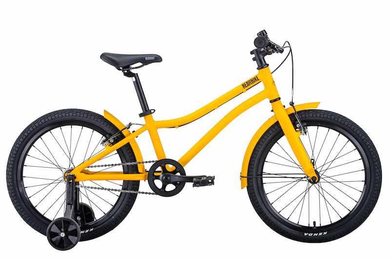 Kitez 20 (рост OS) 2019-2020, желтый, RBKB0Y601003