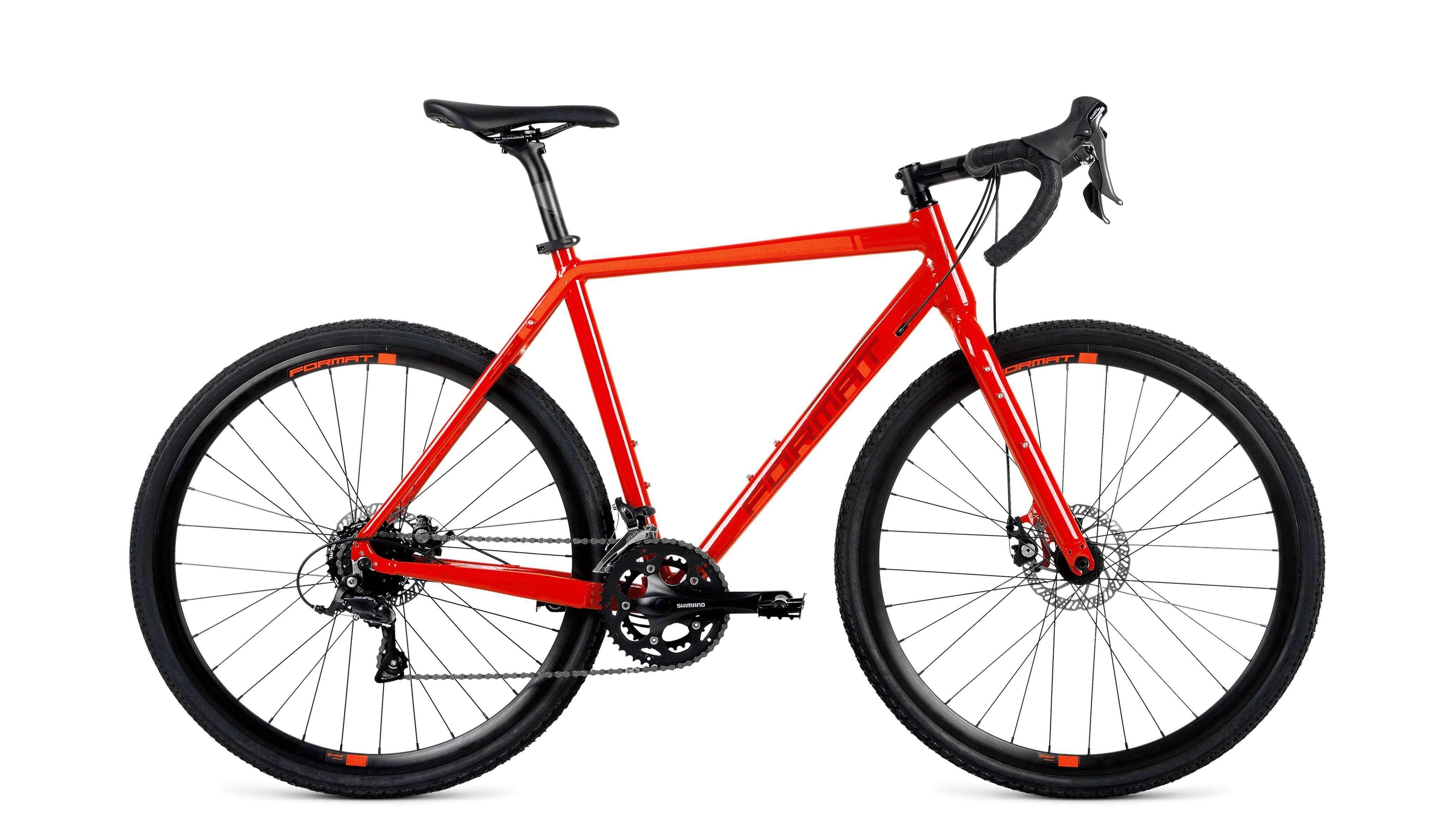 Купить Format 5221 (2018), Велосипед FORMAT (700C 16 ск. рост 550 мм) 2017-2018
