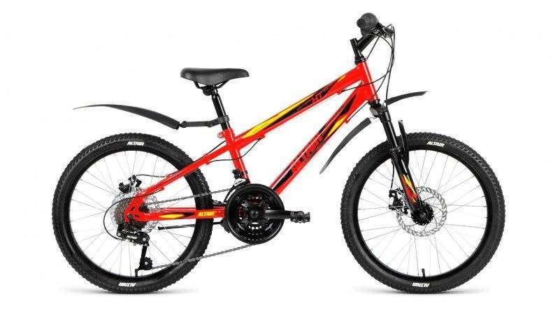 Велосипед ALTAIR MTB HT 20 3.0 disc 2017-2018 37088