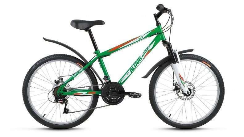 Велосипед ALTAIR MTB HT 24 disc 2016-2017 13904