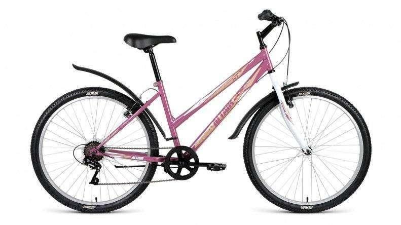 Велосипед ALTAIR MTB HT 26 1.0 Lady 2017-2018 38298