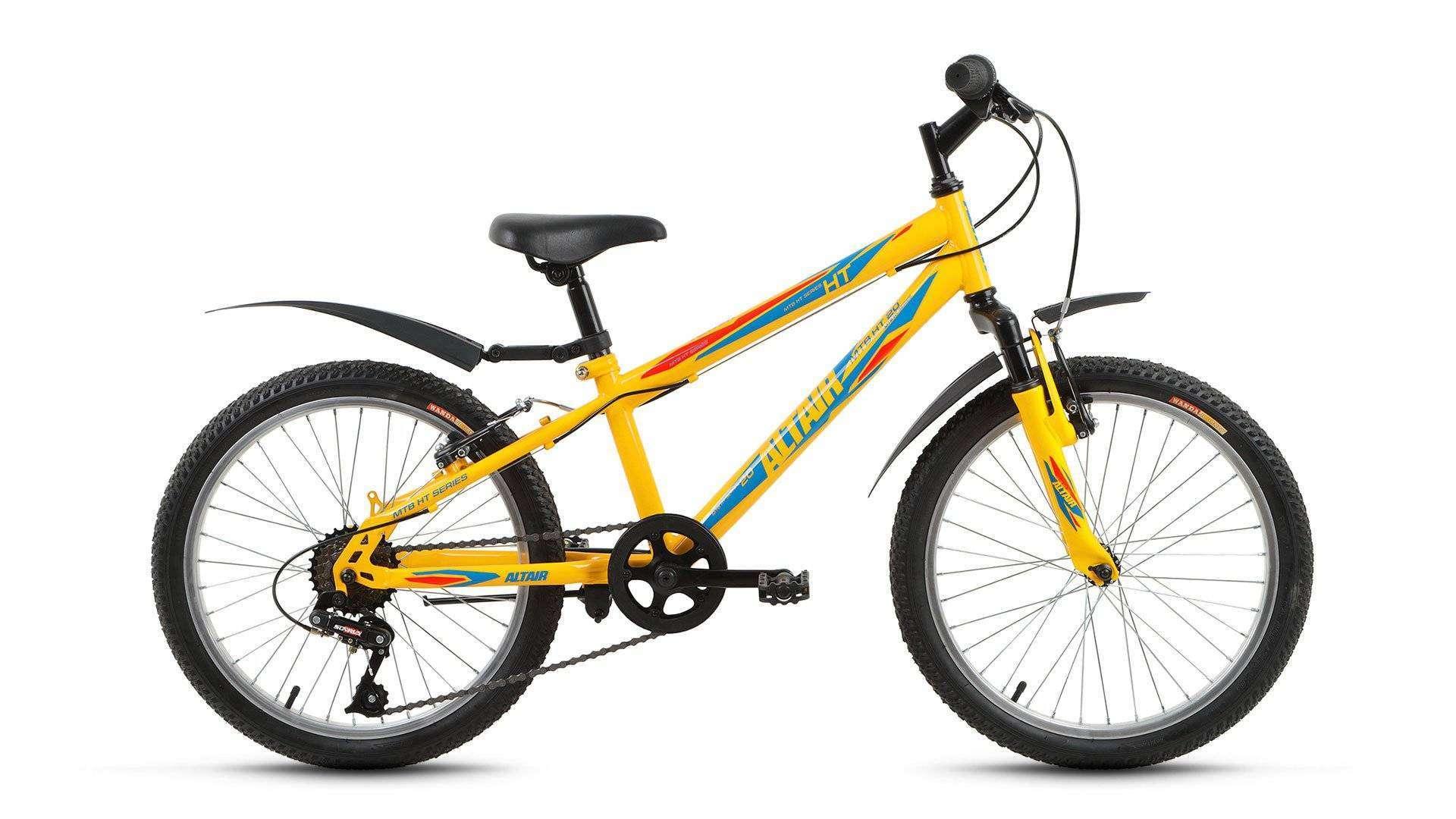 Велосипед ALTAIR MTB HT 20 2.0 2017-2018 36116