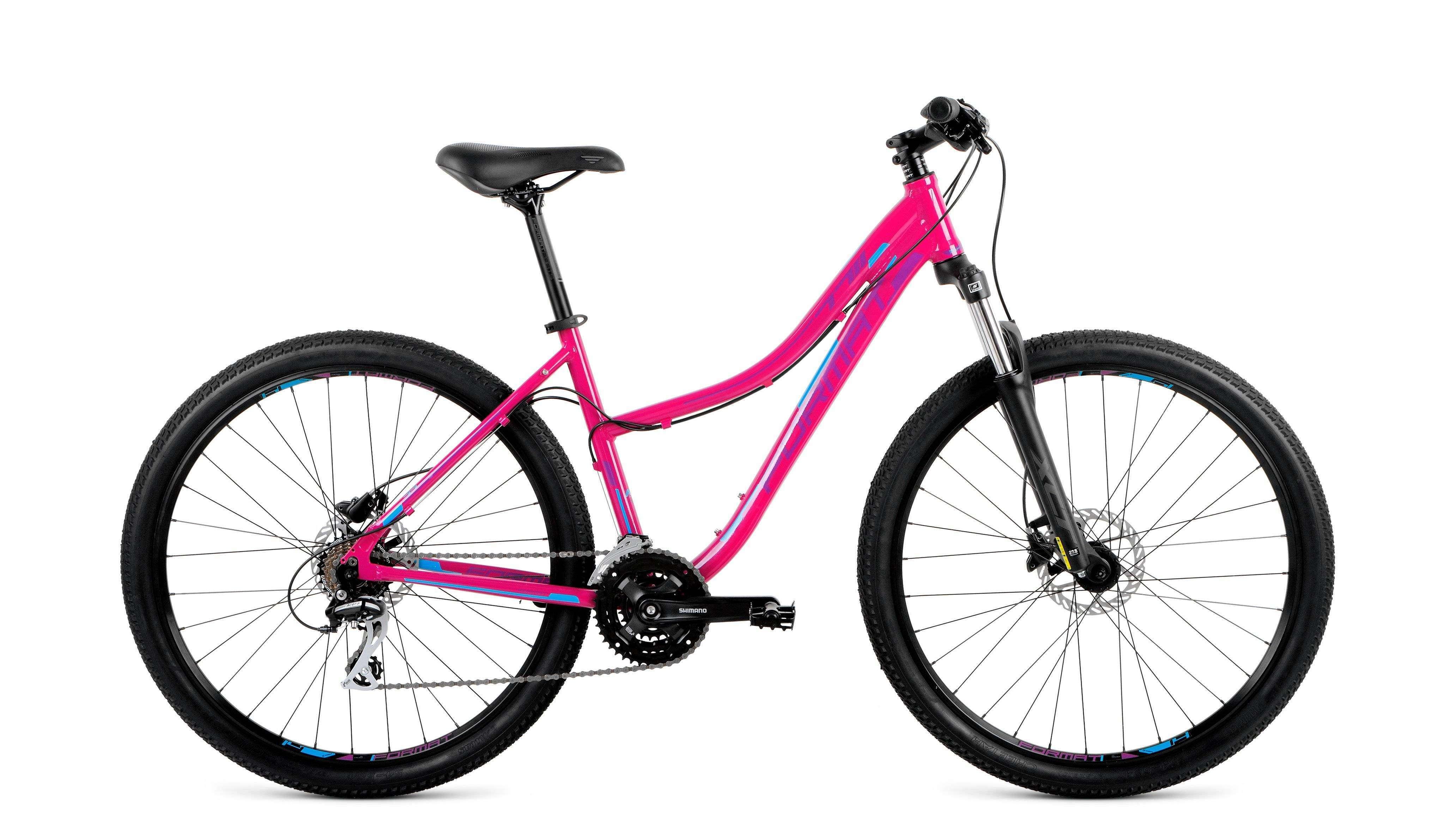 Велосипед FORMAT 7711 2017-2018 38017