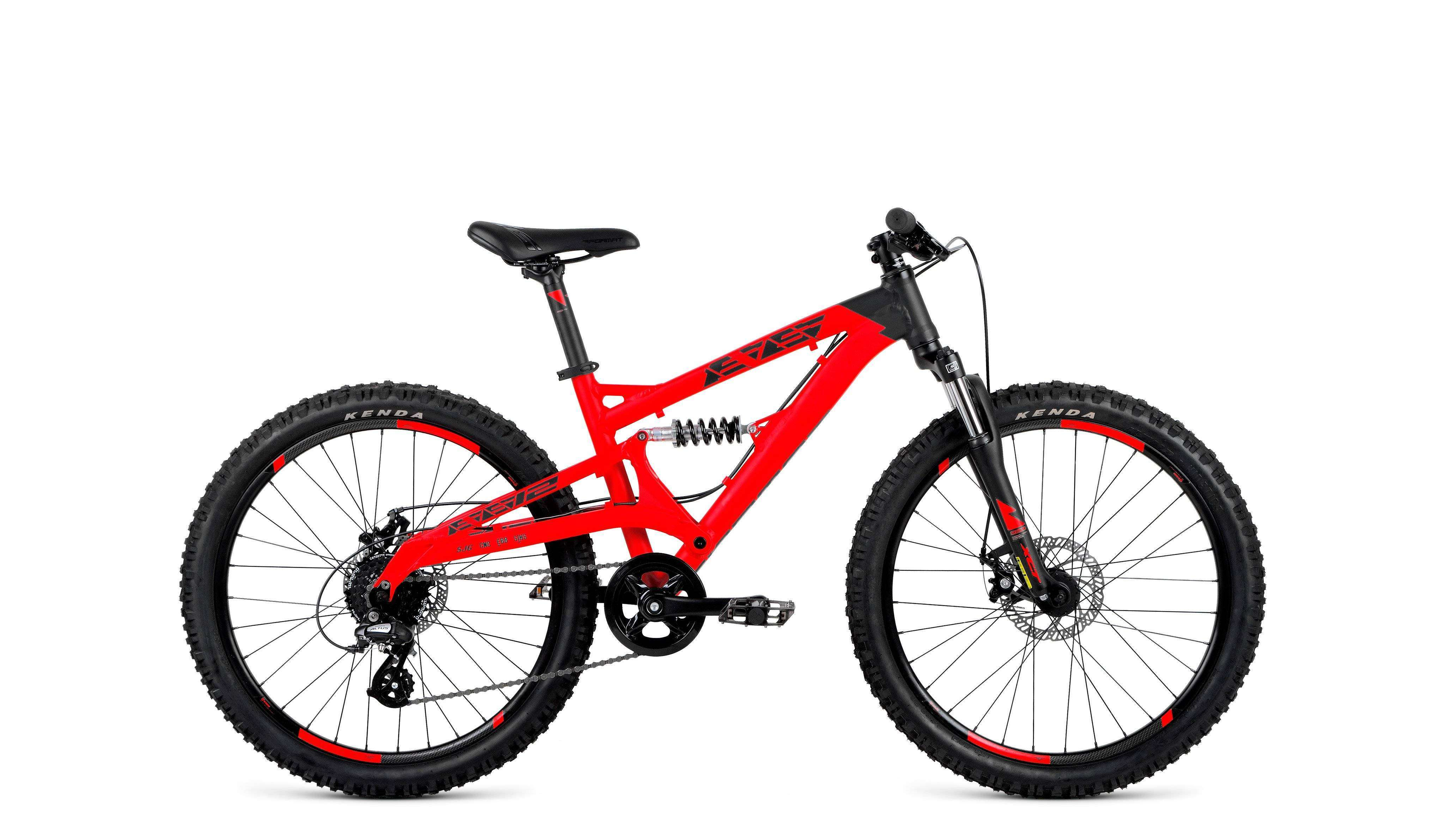 Купить Format 6612 (2018), Велосипед FORMAT (24 8 ск. рост OS) 2017-2018