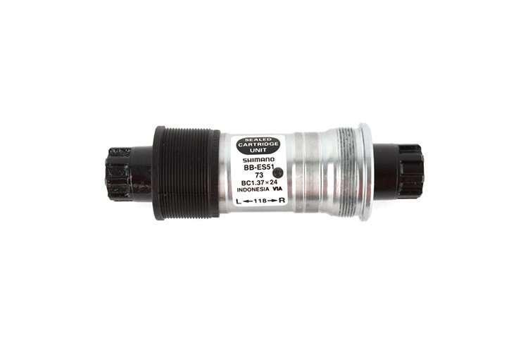Каретка, BB-ES51SPL, Octalink v2 Shimano, 73 мм, 118 мм (, CBS300000296)