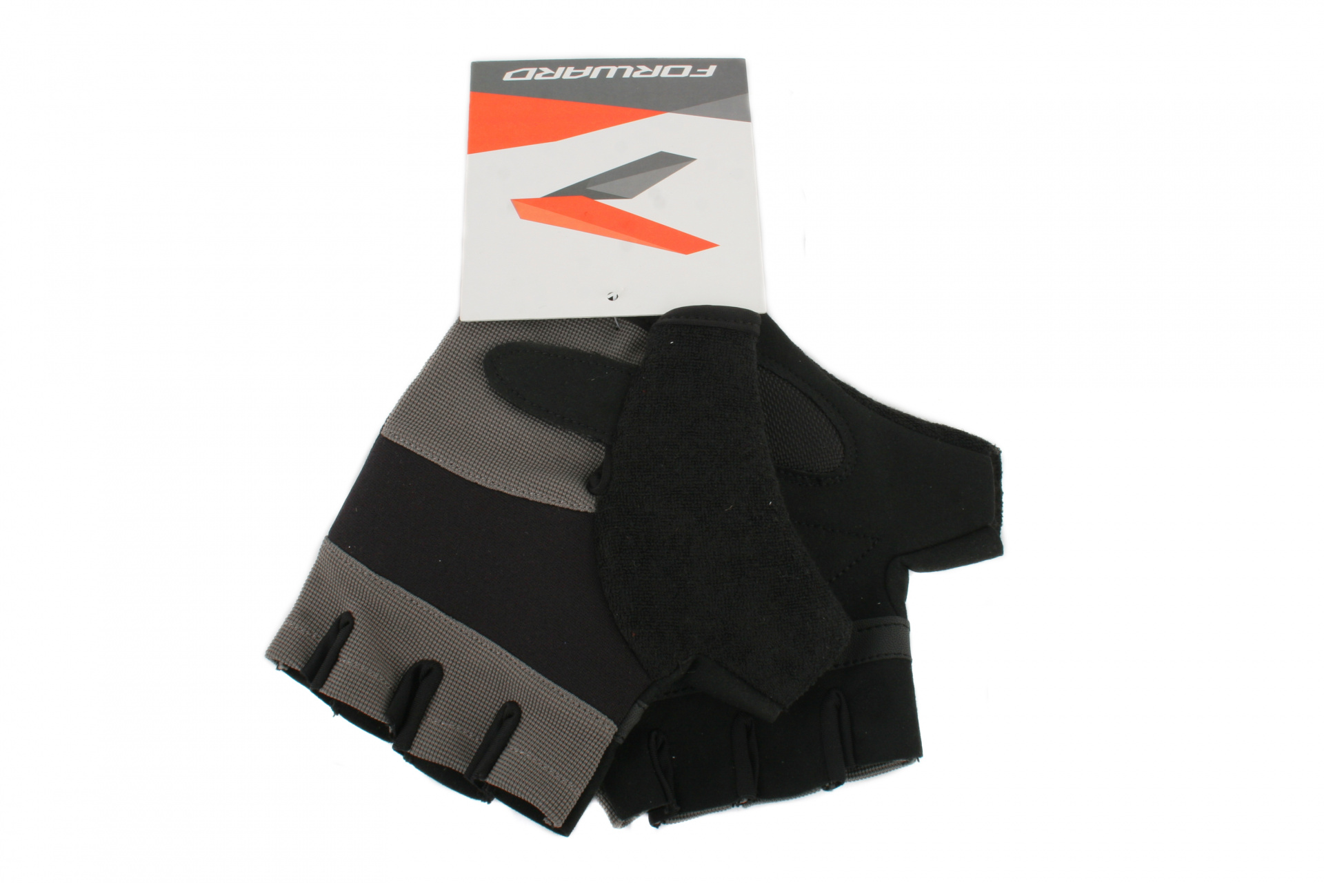 Перчатки, BI16003, M, короткий палец, SAIGUAN, черный, серый, RGSBI1600301 фото