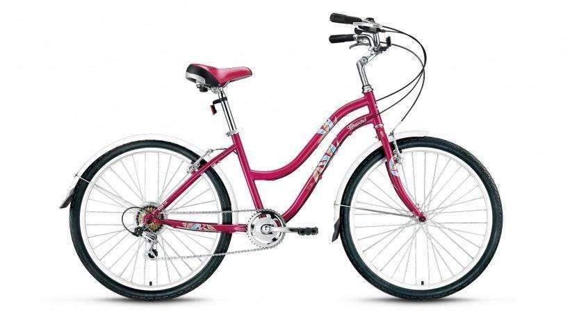 Велосипед FORWARD EVIA 26 1.0 2017-2018 40269