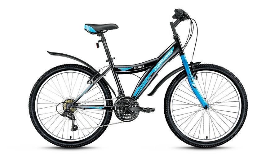 Купить Forward DAKOTA 24 1.0 2017, Велосипед FORWARD (24 18 ск. рост 15 ) 2015-2016