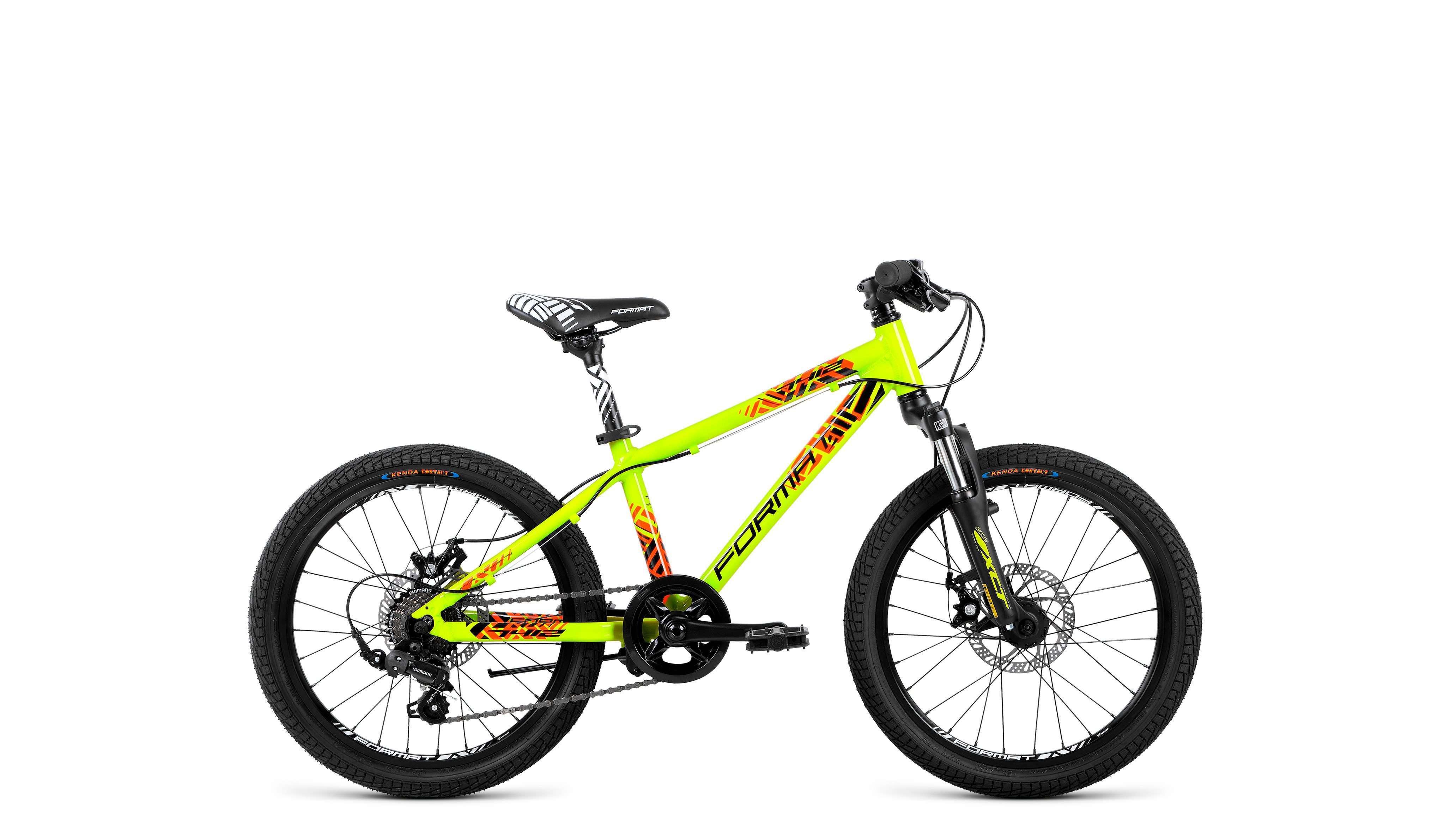 Купить Format 7412 (2018), Велосипед FORMAT (20 7 ск. рост OS) 2017-2018