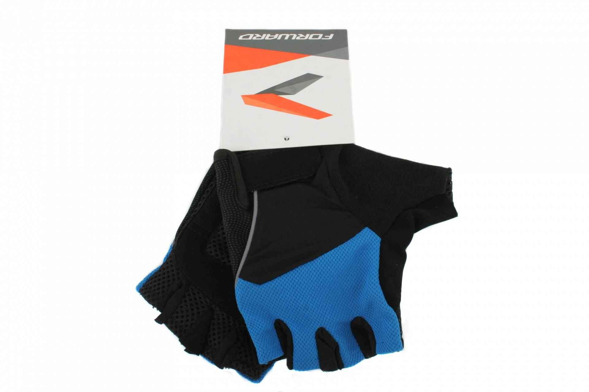 Перчатки, BI16008, S, короткий палец, SAIGUAN, черный, синий, RGSBI1600801 фото