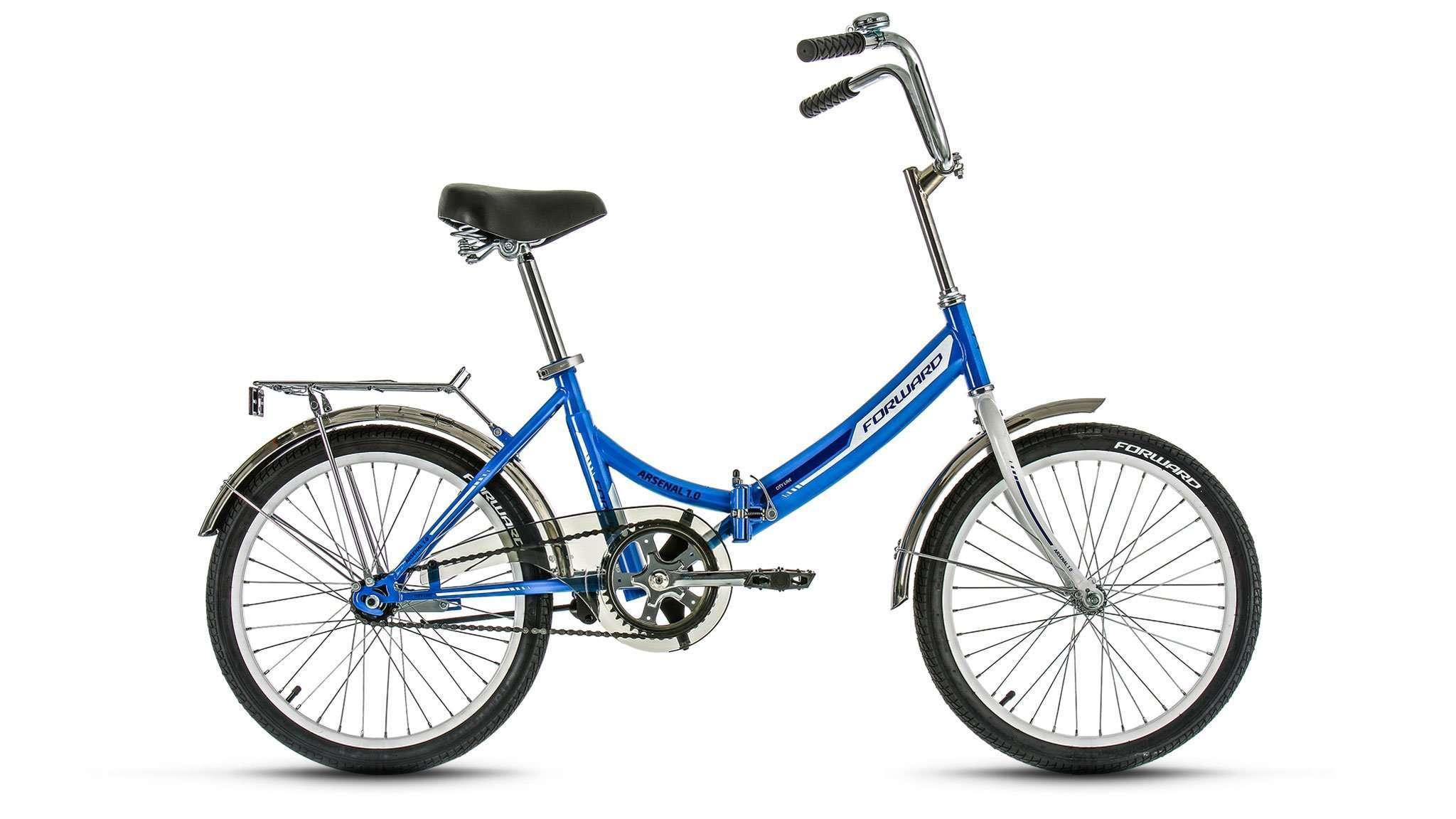 Велосипед FORWARD ARSENAL 1.0 2017-2018 35876