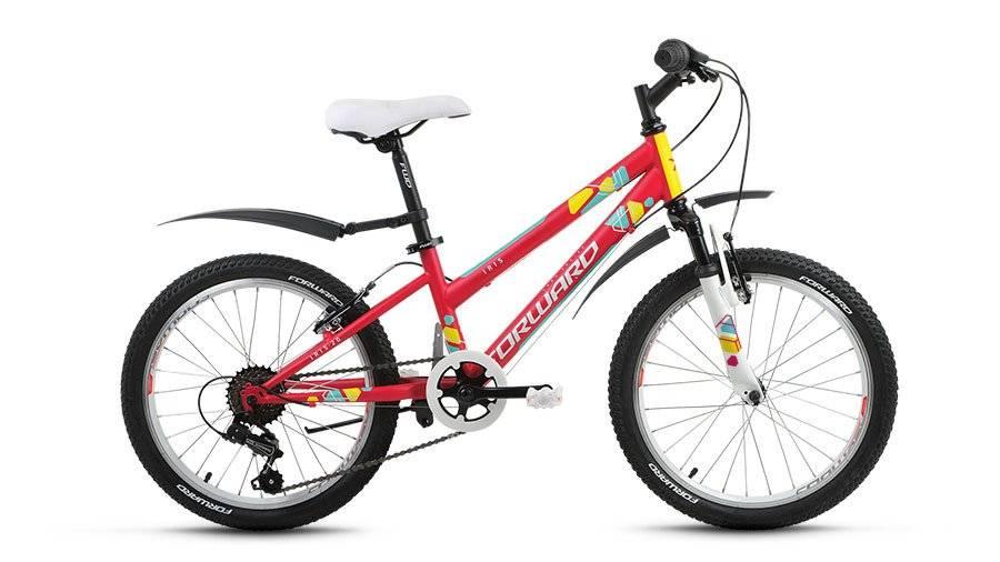 Купить Forward IRIS 20 2017, Велосипед FORWARD (20 6 ск. рост 10.5 ) 2016-2017