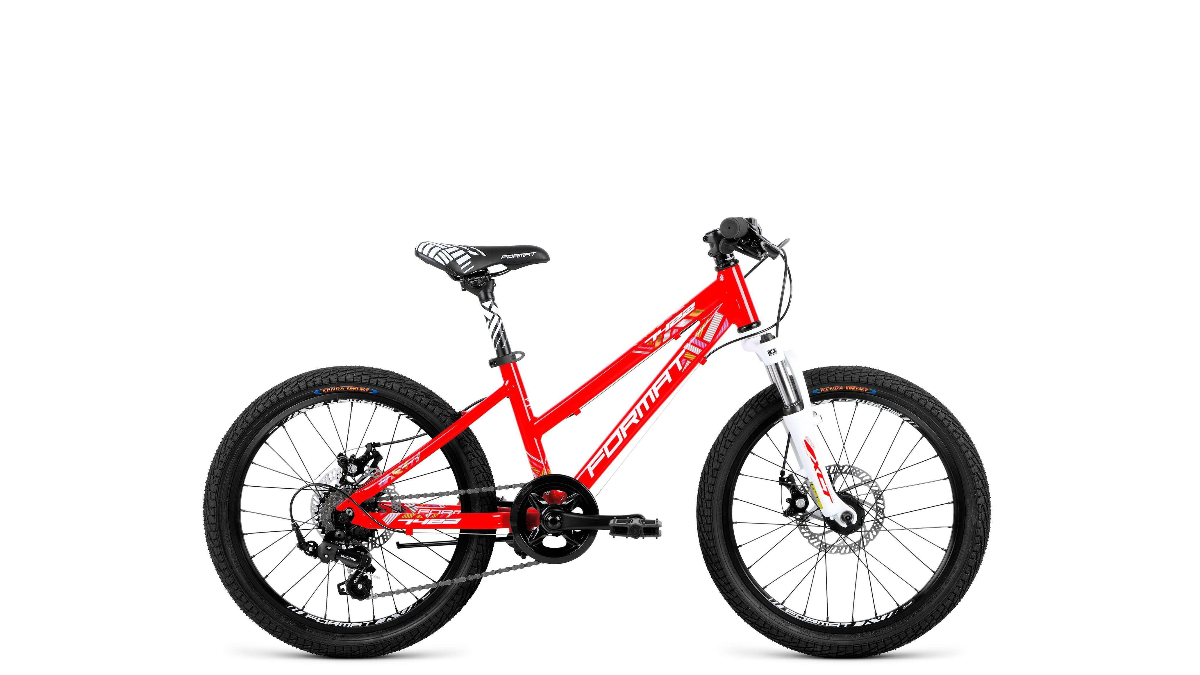 Купить Format 7422 (2018), Велосипед FORMAT (20 7 ск. рост OS) 2017-2018