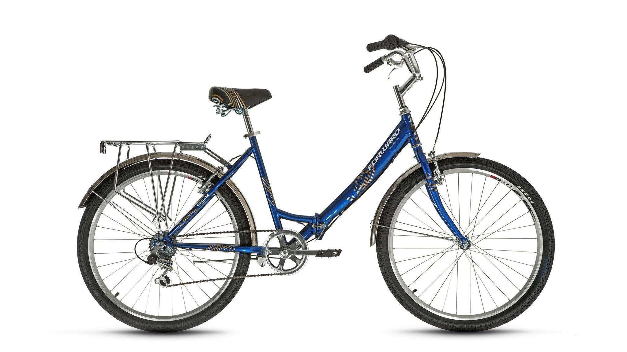 Велосипед FORWARD SEVILLA 26 2.0 2018-2019 41737