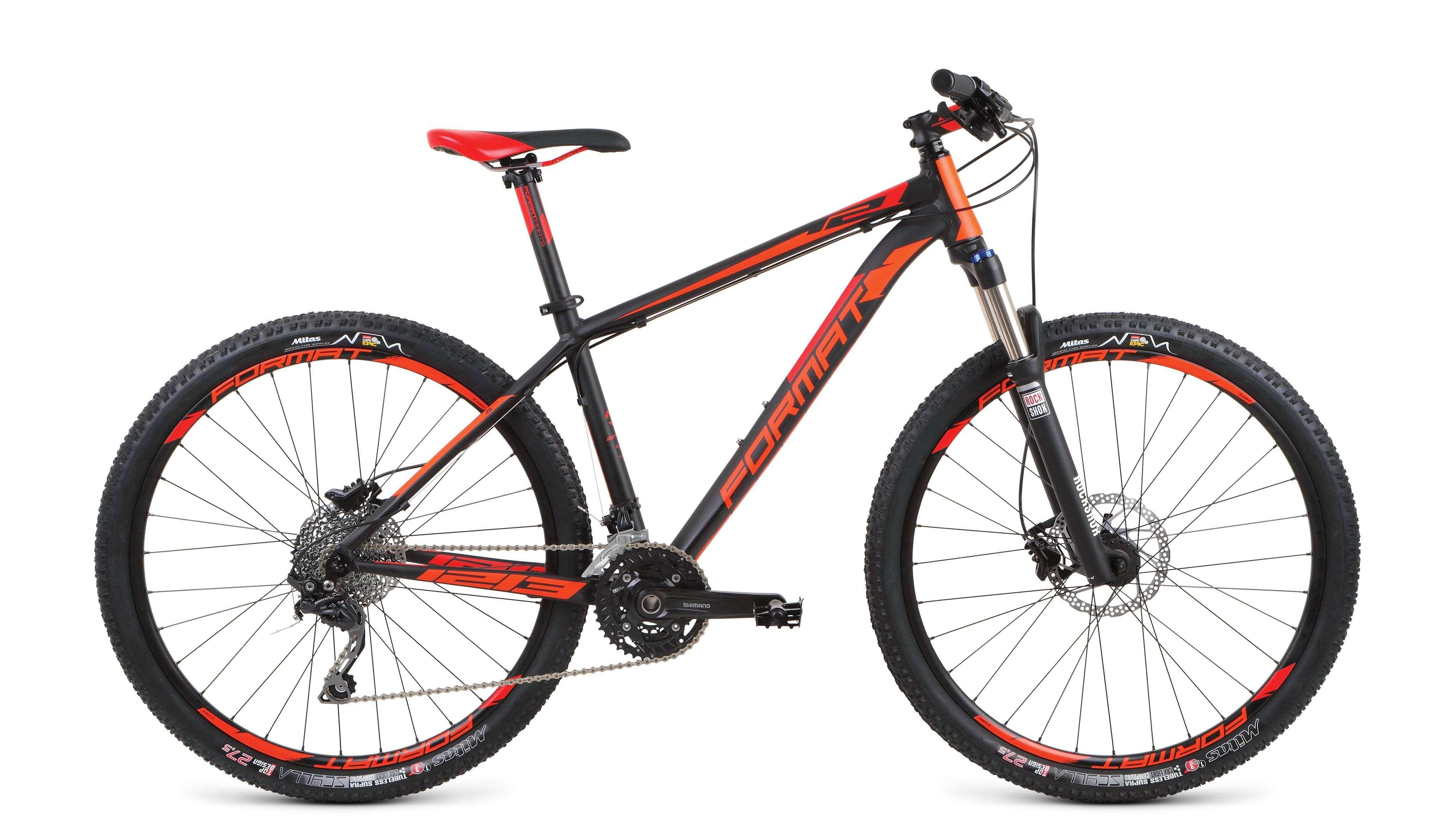 Купить Format 1213 27,5 2017, Велосипед FORMAT (27,5 30 ск. рост M) 2016-2017
