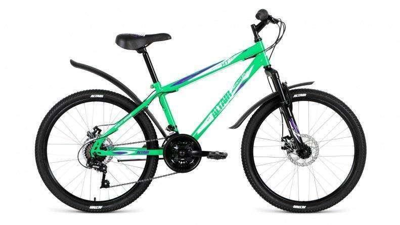 Велосипед ALTAIR MTB HT 24 3.0 disc 2017-2018 38337