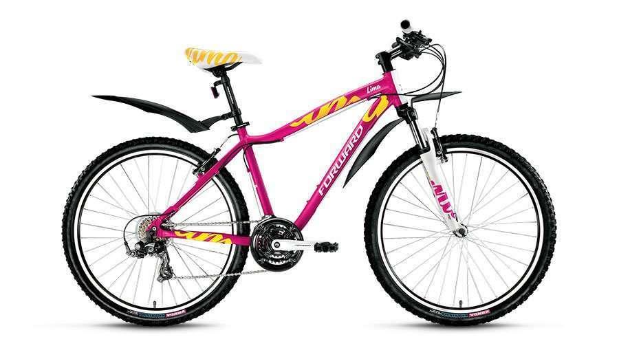 Купить Forward LIMA 1.0 2017, Велосипед FORWARD (26 18 ск. рост 15 ) 2016-2017