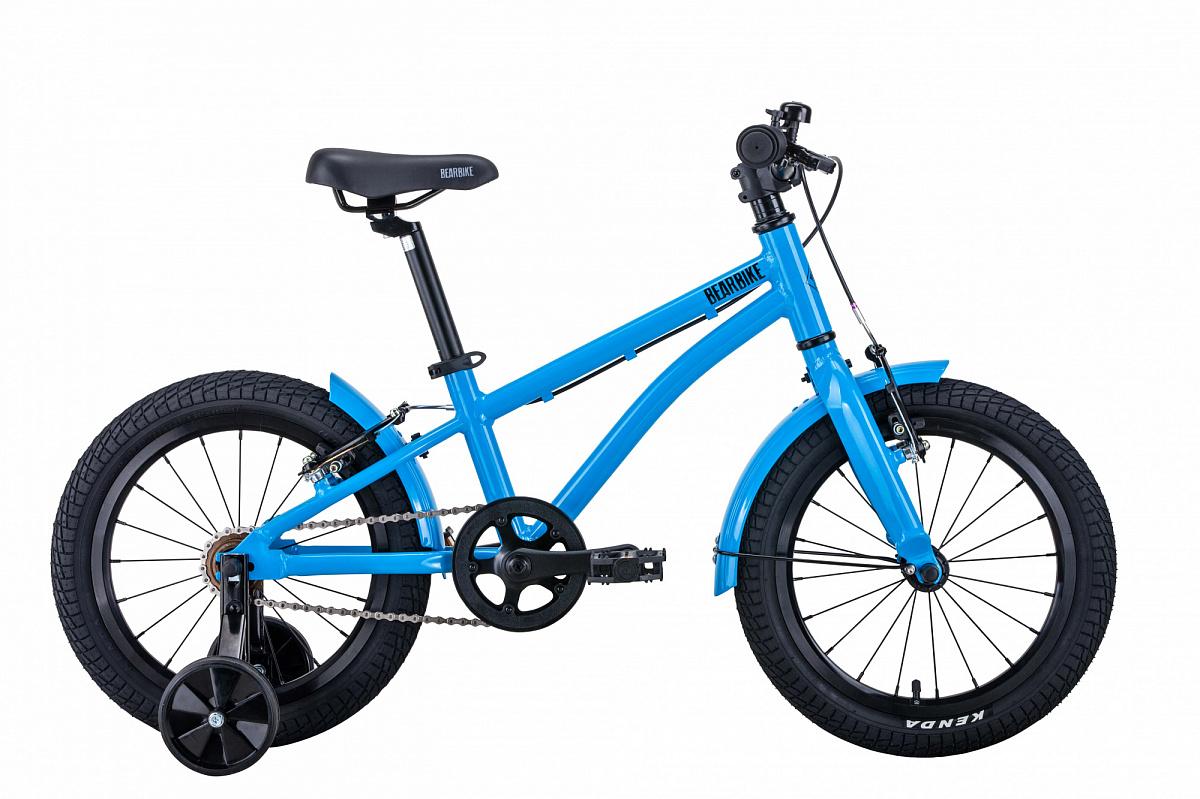 Kitez 16 (рост OS) 2019-2020, голубой, RBKB0Y6G1005