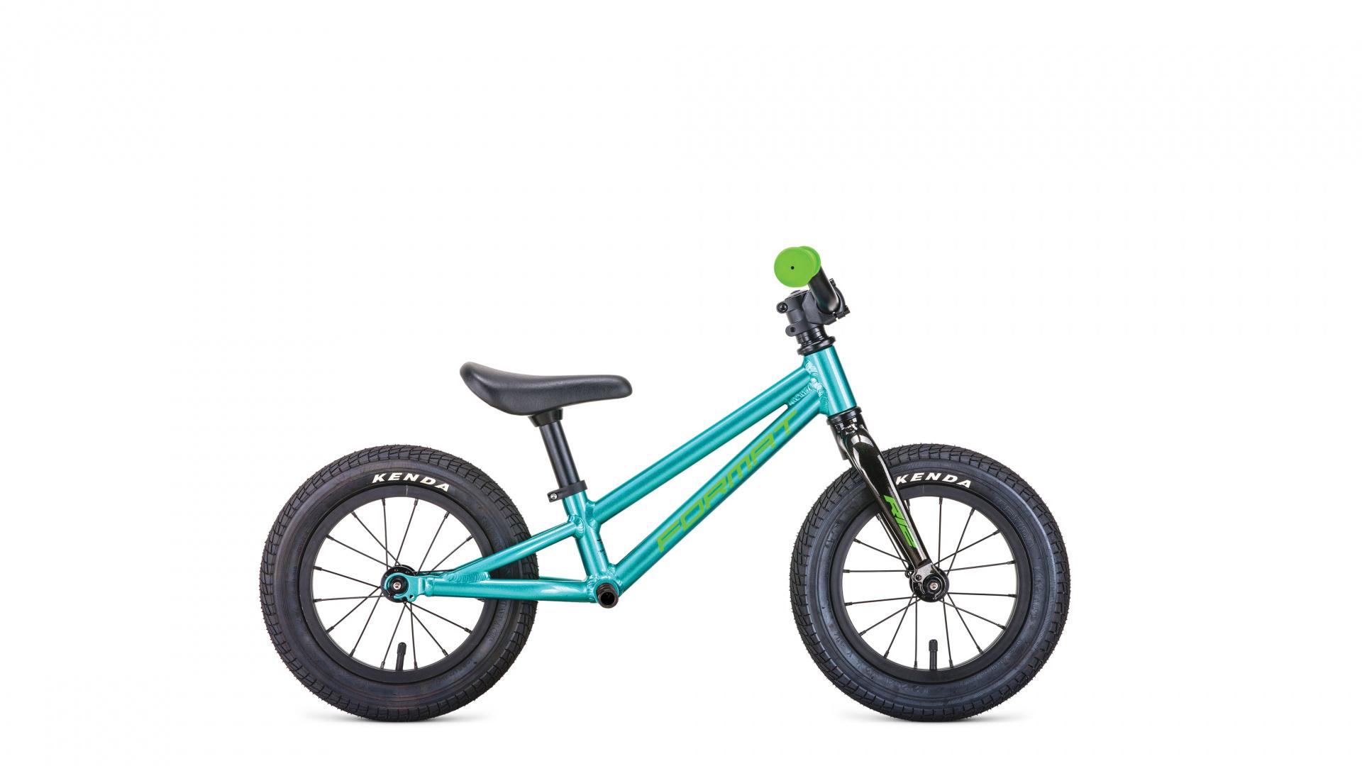 Runbike (рост OS) 2019-2020, зеленый, RBKM0H6EX001
