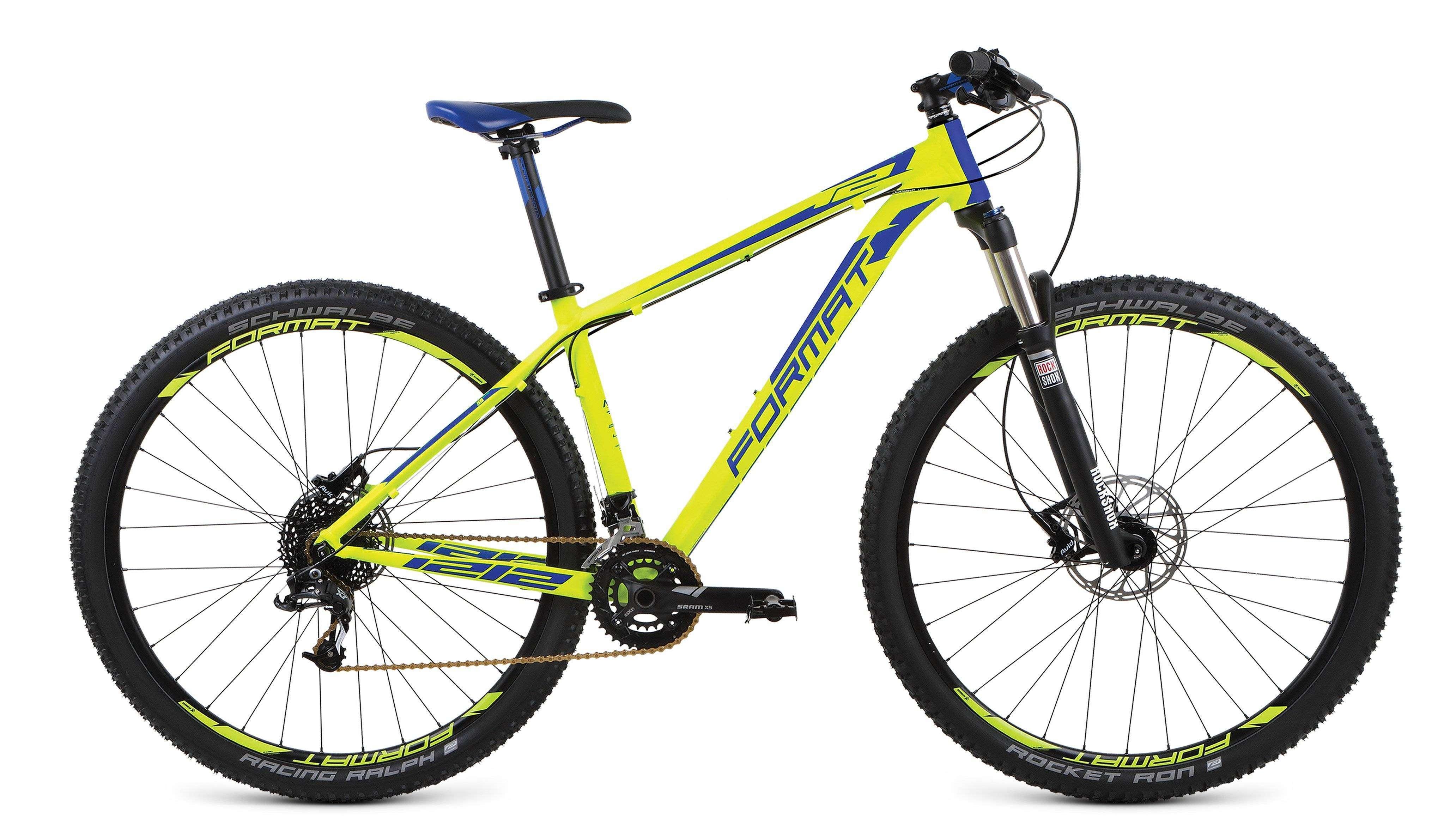 Купить Format 1212 29 2017, Велосипед FORMAT (29 20 ск. рост M) 2016-2017