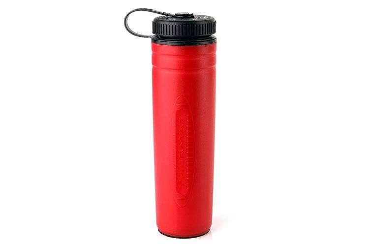 Бутылочка велосипедиста, Пластик, 450 мл, HydraKnight (1WBPMC000022)