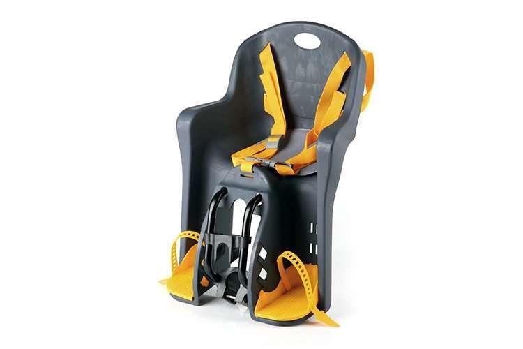 Кресло детское, BG-6, на багажник, DEMEN (REQBG6000001, (синий))