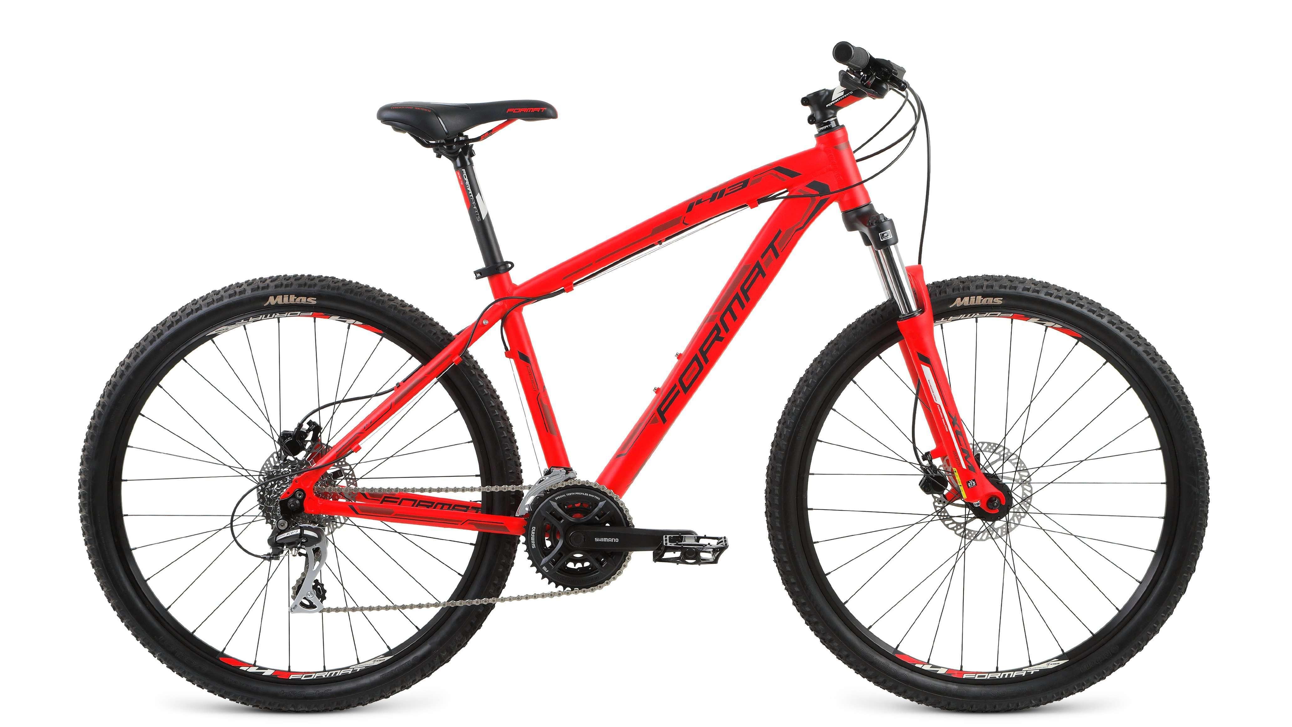 Купить Format 1413 27.5 2017, Велосипед FORMAT (27,5 24 ск. рост S) 2016-2017