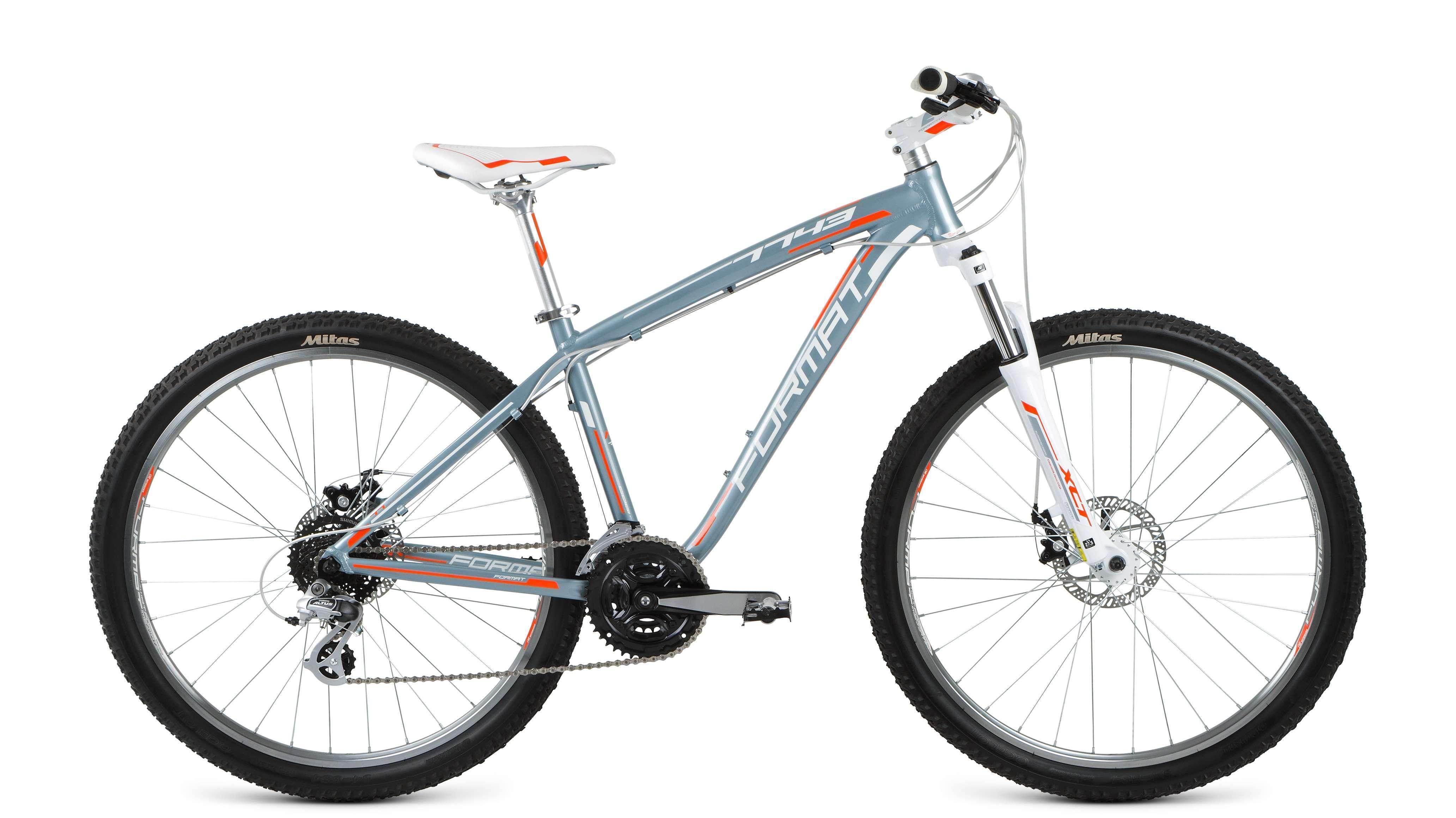 Купить Format 7743 2017, Велосипед FORMAT (27,5 24 ск. рост S) 2016-2017
