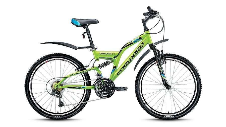 Купить Forward CRUNCHER 2.0 2017, Велосипед FORWARD (24 18 ск. рост 14.5 ) 2016-2017