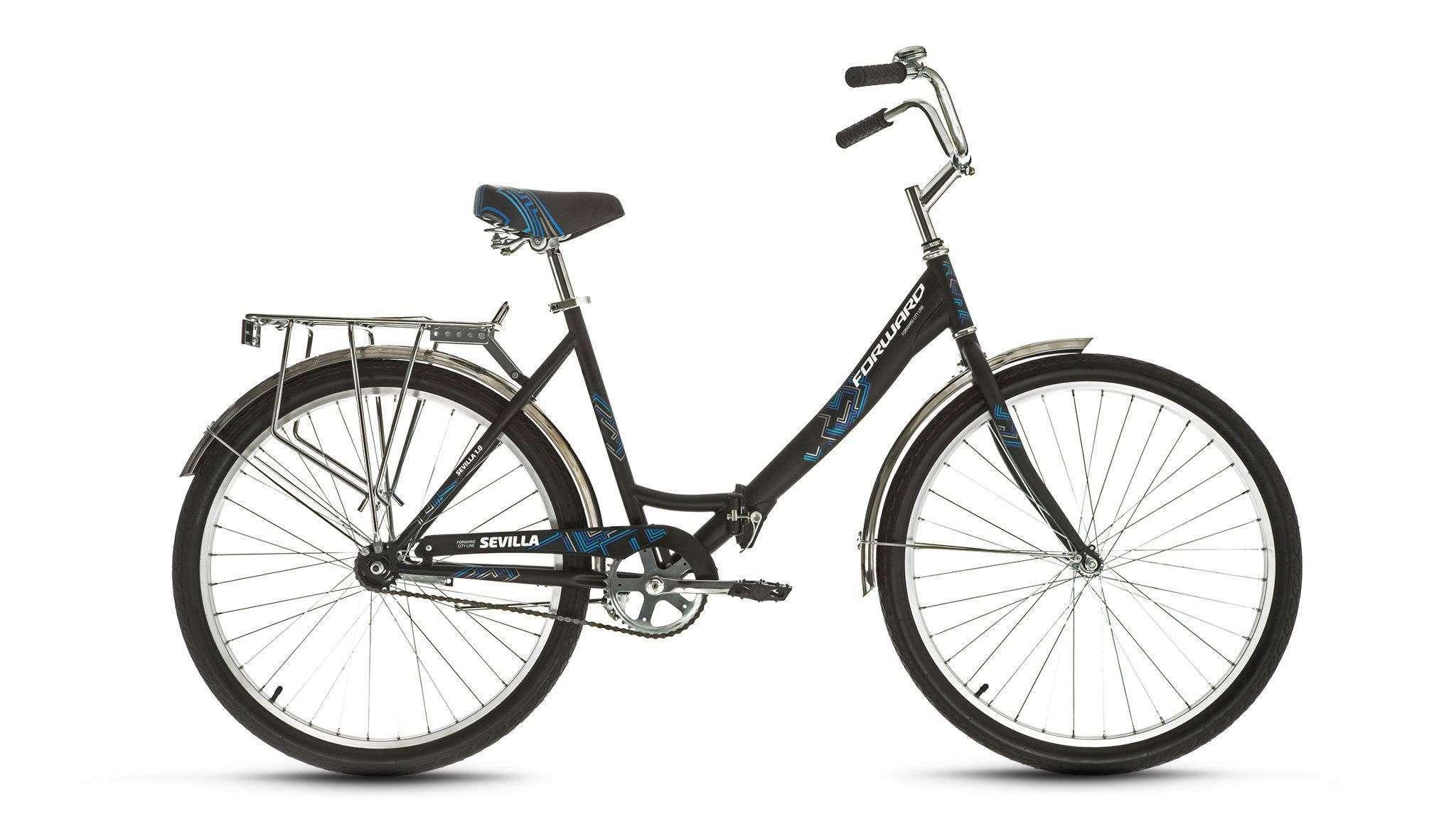 Велосипед FORWARD SEVILLA 26 1.0 2018-2019 41879