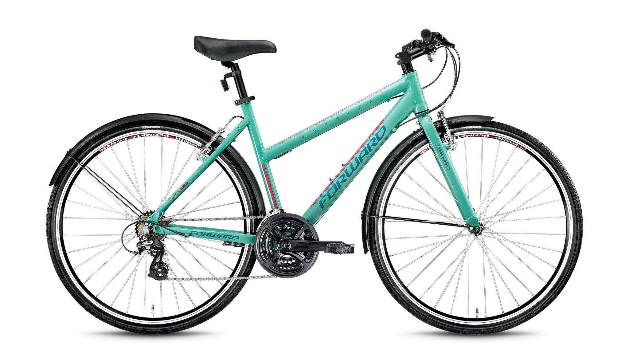 Велосипед FORWARD CORSICA 1.0 700C 21 ск. рост 490 мм; 2015-2016 35196