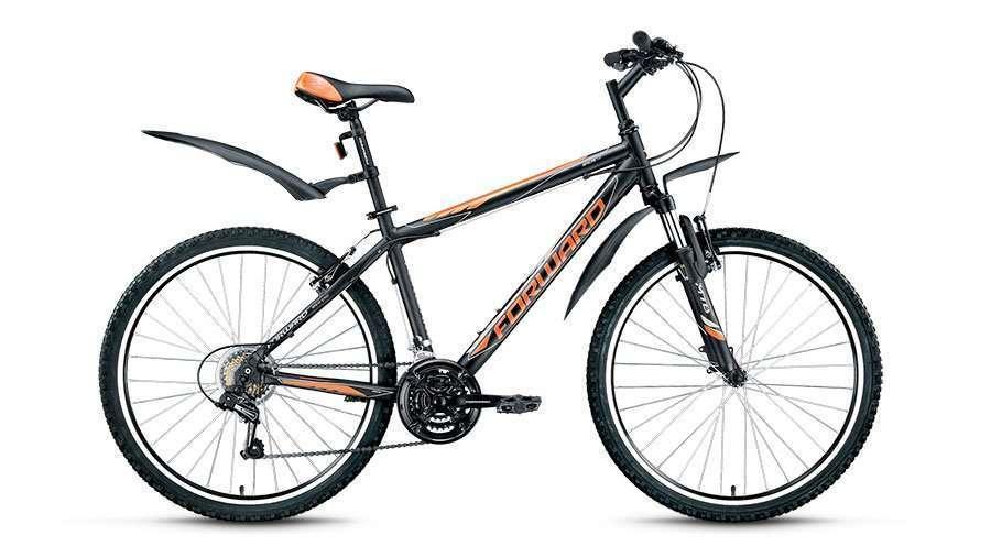 Купить Forward APACHE 1.0 2017, Велосипед FORWARD 1.02016-2017