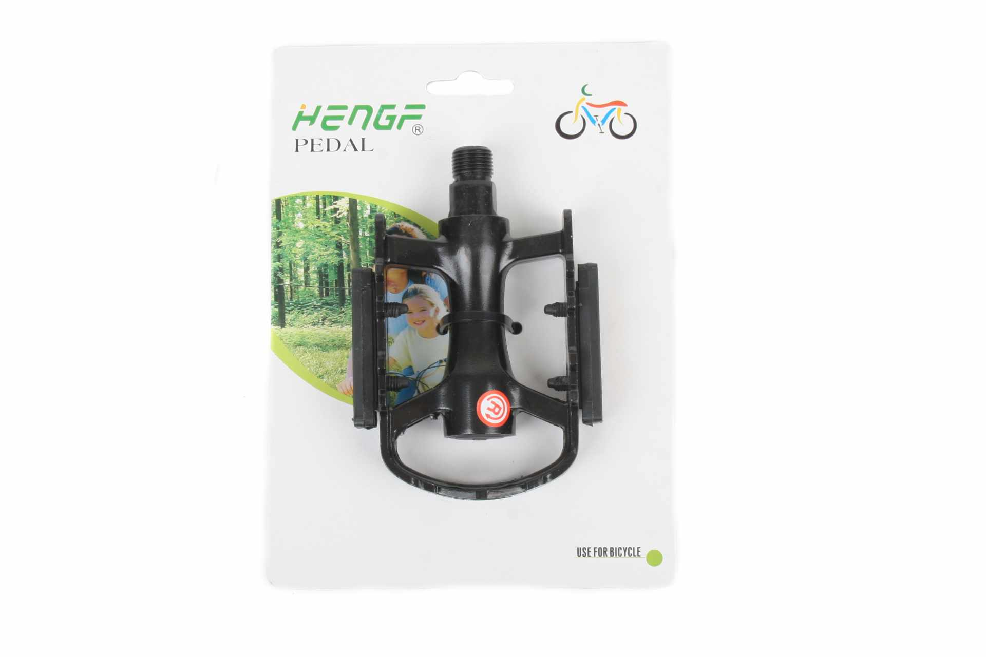 Педали, (комплект), 102*82 мм, HENGFENG, NF-602, RPENF6020001 фото