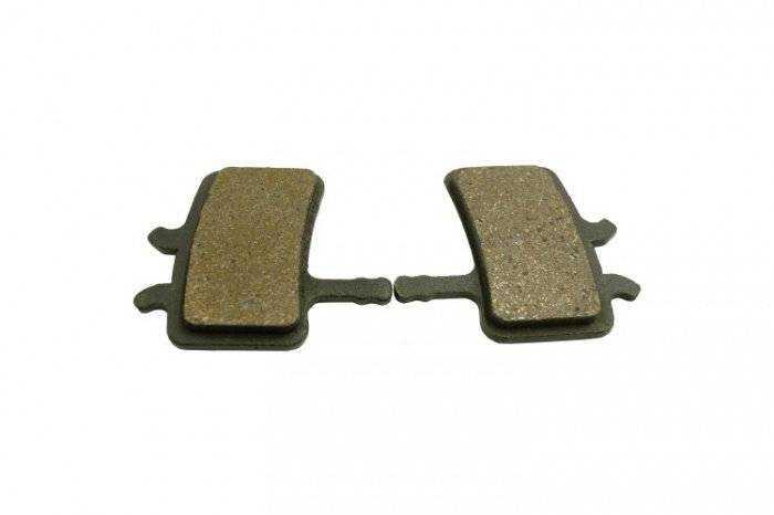Тормозные колодки, GD46-608, Avid Mechanical, MEET (RNVGD4660801)