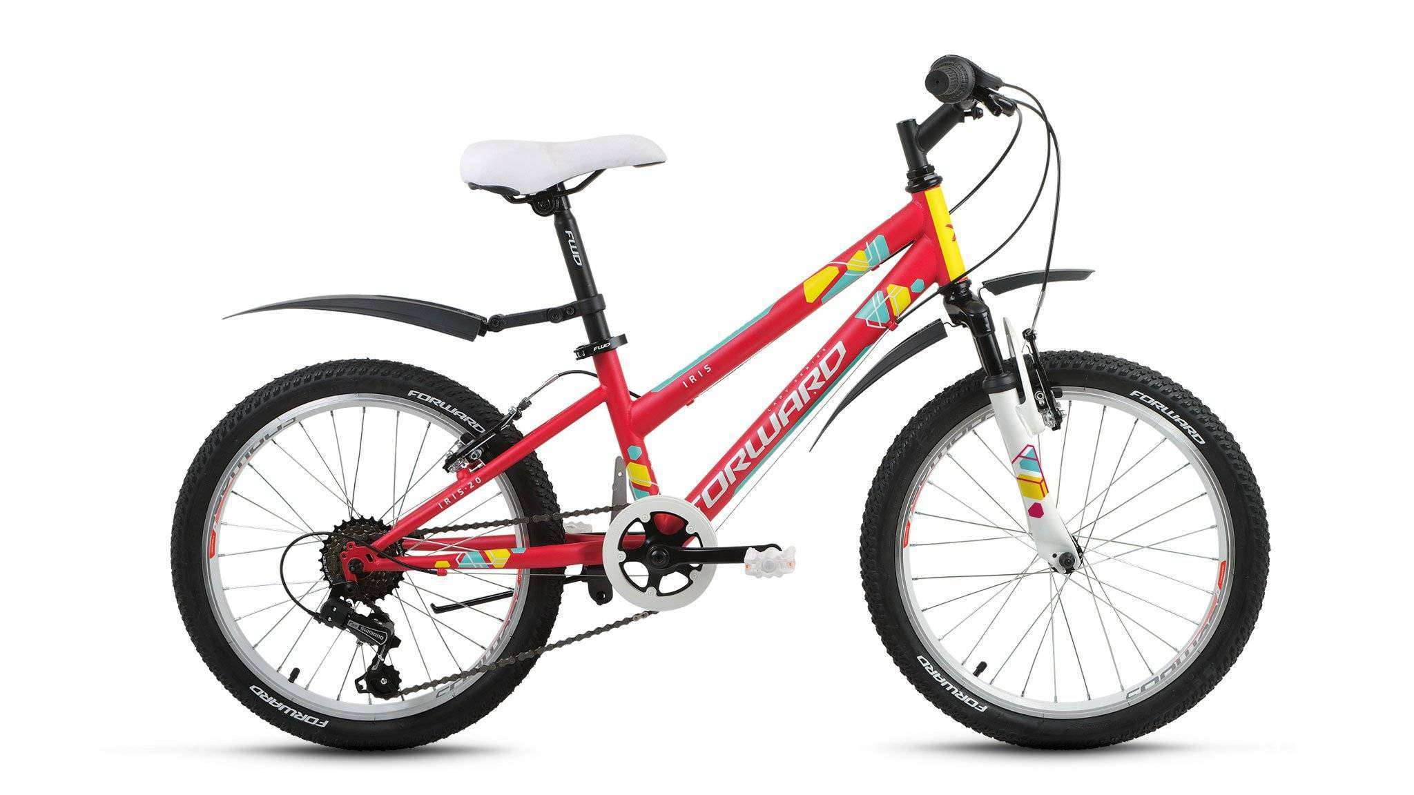 Велосипед FORWARD IRIS 20 2017-2018 37664