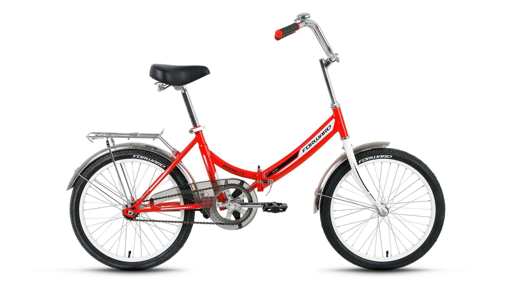 Купить Forward ARSENAL 1.0 (2018), Велосипед FORWARD 1.02017-2018